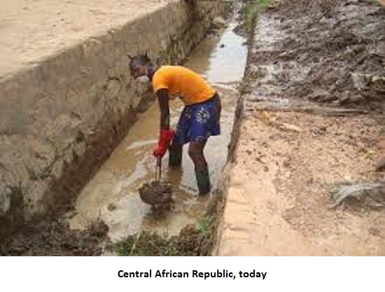 African Infrastructure