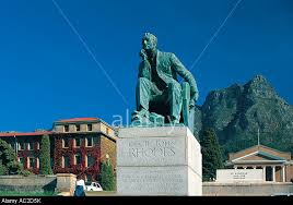 THE LEGACY OF CECIL JOHN RHODES