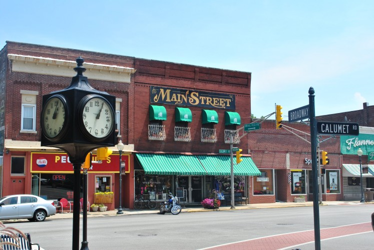 There Was A Time: Main Street